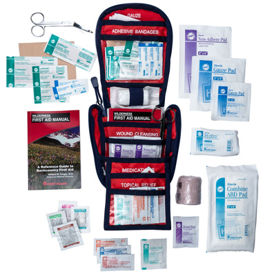 Weekend First Aid Kit
